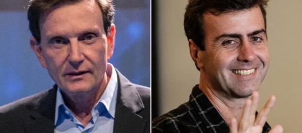 Debate: Crivella e Freixo ficarão frente à frente nesta terça-feira, na RedeTV!