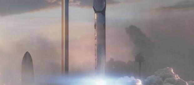 Elon Musk Reveals SpaceX's Incredible Mars Plans - yahoo.com, *FROM BN LIBRARY