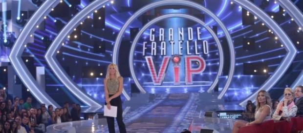 Grande Fratello Vip: Ilary Blasi e Alessia Marcuzzi