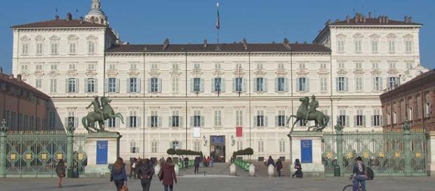 Il Palazzo reale, il centro di comando sabudo