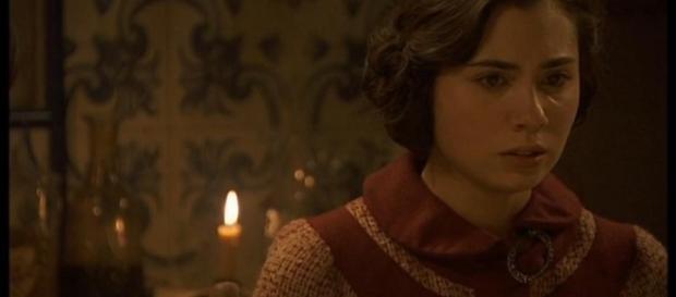 Il Segreto : Maria torna nella soap opera