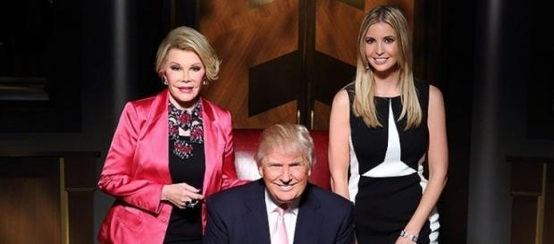 Joan Rivers on 'Celebrity Apprentice': 'She's Very Warm,' Says ... - people.com