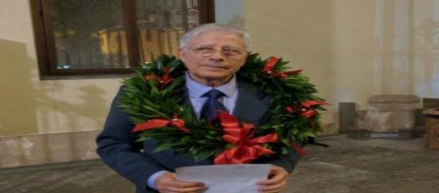 Luigi Milana, foto tratta da 'La Repubblica'.