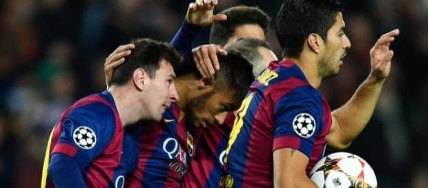 Messi está de regresso aos relvados após lesão