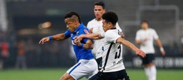 Na partida de ida, em São Paulo, o Corinthians levou a melhor, ganhando por 2 a 1.