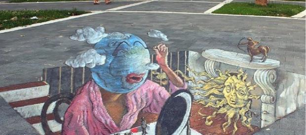 Street Artist a Salerno di Eduardo Relero.