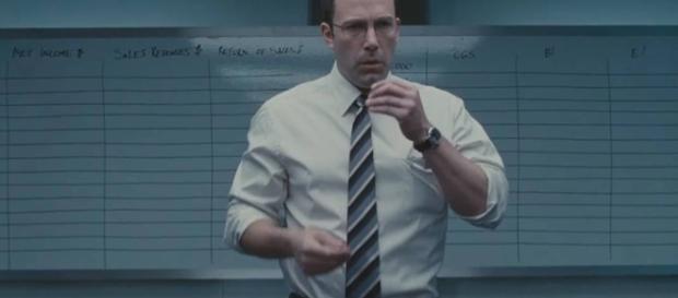 The accountant protagonizada por Ben Affleck