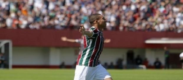 Wellington pede reação imediata ao Fluminense para não perder vaga na Libertadores (Foto: Arquivo)
