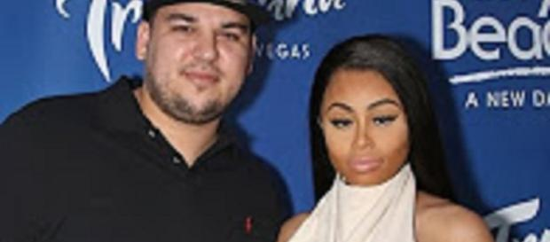 Youtube Entertainment Tonight channel: Blac Chyna Gets Paternity Test to Prove Rob Kardashian is the Father on 'Rob & Chyna' Finale