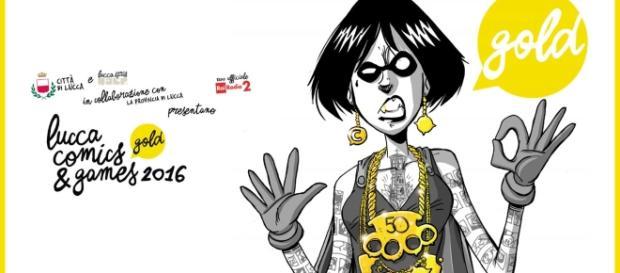 Zerocalcare per Lucca Comics 2016
