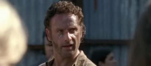 Andrew Lincoln as Rick Grimes in 'The Walking Dead' - Image via TWD LM/Photo Screencap via AMC/YouTube.com
