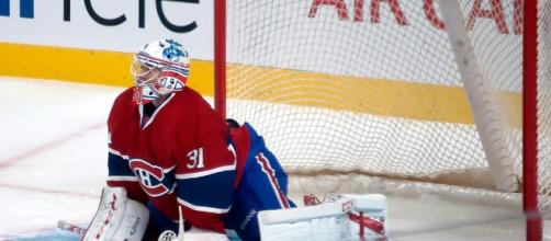 Carey Price remains out (Wikimedia Commons - wikimedia.org)