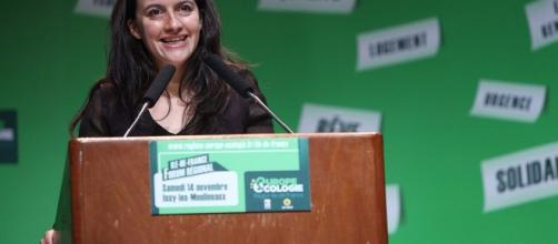 Cécile Duflot - Les Verts - CC BY