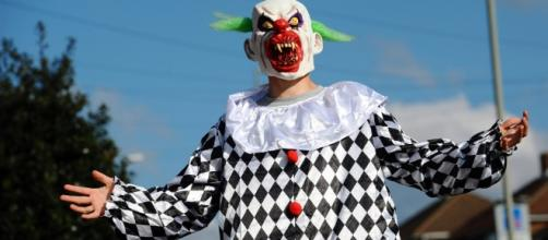 Clown sightings in the UK - where have they been spotted and where ... - thesun.co.uk