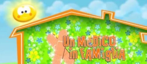 Il logo ufficiale di Un medico in famiglia 10