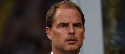 Inter, De Boer a rischio esonero: i dettagli