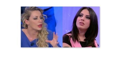 Karina Cascella contro Giulia de Lellis