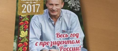 Muta e cappello da cowboy: ecco il calendario 2017 di Vladimir ... - corriere.it