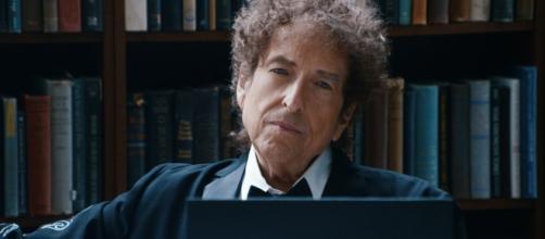 O músico Bob Dylan, de 75 anos
