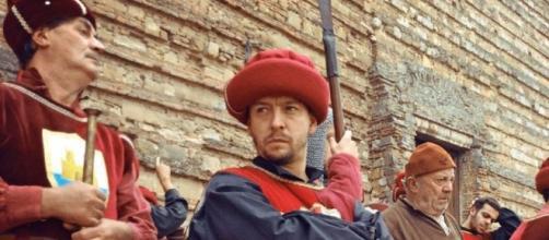 """Proseguono le riprese de """"I Medici"""""""