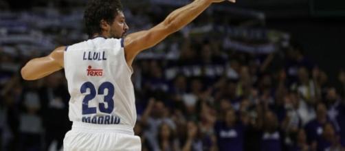 Sergio Llull, segundo mejor jugador más querido por la NBA. Foto: Pablo García