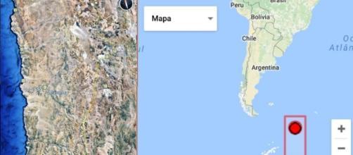 Un sismo cercano a 6° afectaría las regiones del norte grande de Chile en los próximos días