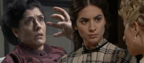Una Vita, anticipazioni novembre: Rosina nei guai, l'arrivo di Teresa