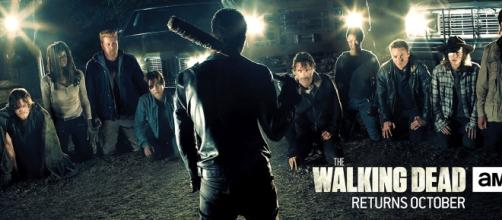 Walking Dead Poster Art Will Get the Theories Going Again ... - digitaltrends.com
