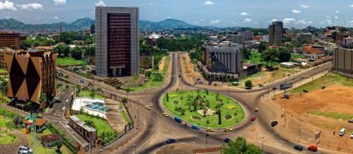 Yaounde, political capital of Cameroon (photo: SkyscraperCity.com)