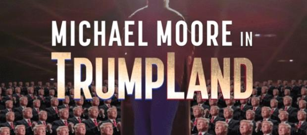 À J-19 de l'élection américaine, Michael Moore sort son film « Michael Moore in Trumpland »