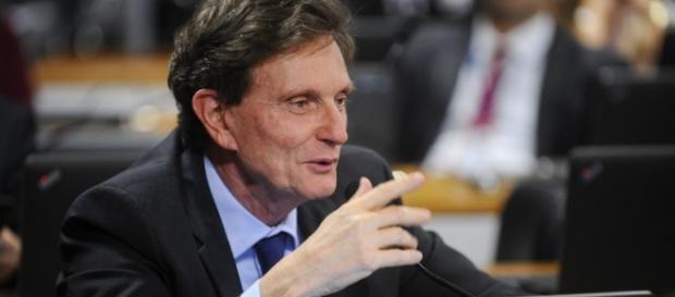 Crivella é candidato a prefeito do Rio de Janeiro