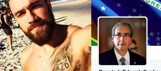 """Cunha dividiu os holofotes com o """"Hipster da Federal"""" e perdeu mais uma vez"""