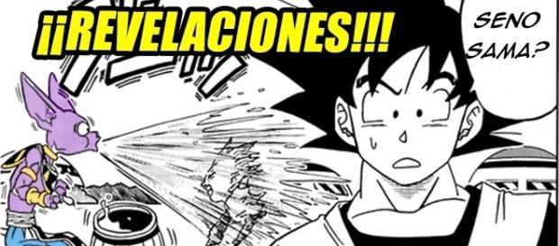 Dragon Ball Super Manga Capítulo 17 - Revelaciones en Español