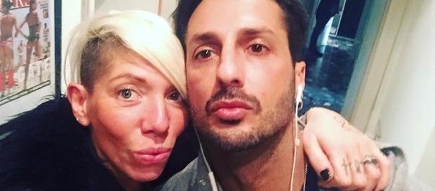 Geraldine Darù e Fabrizio Corona