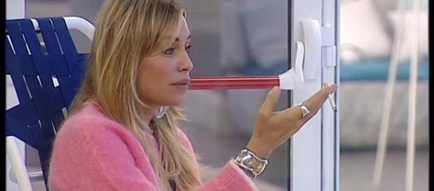 Gf Vip: Elenoire e Valeria violenta lite VIDEO