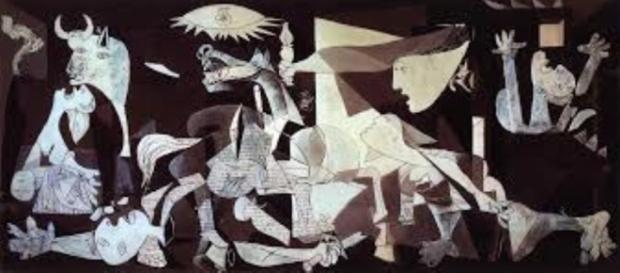 """""""Guernica"""" by Picasso pablopicasso.org creative commons"""