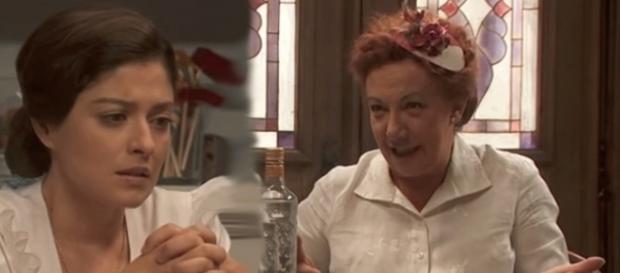 Il Segreto, trame novembre: Candela scopre che Severo si sposerà con Melisa