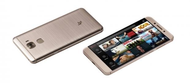 LeEco announced new Android-based smartphones on Wednesday. (Photo via LeEco)