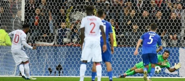 Ligue des champions: pas de miracle pour Lyon, Monaco s'en sort ... - lesechos.fr