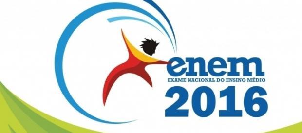 Logotipo do Exame Nacional do Ensino Médio - ENEM 2016