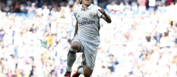 Luka Modric renueva hasta 2020 con el Real Madrid.