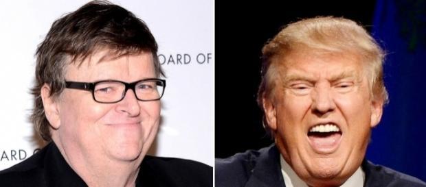 Michael Moore Pens Letter to Donald Trump: 'We Are All Muslim ... - usmagazine.com