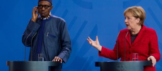 Nigerian president Muhammadu Buhari sparks sexism row after making ... - thesun.co.uk