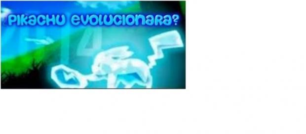 ¿Pikachu Evolucionara a raichu?