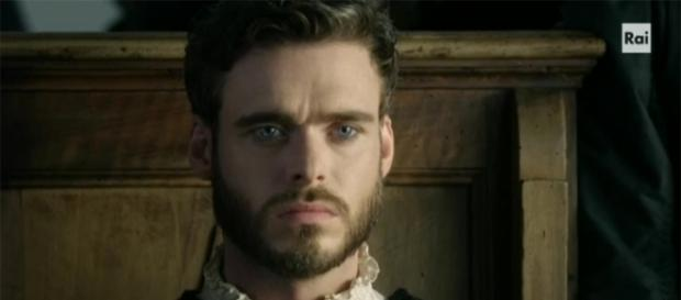 Richard Madden interpreta Cosimo de' Medici