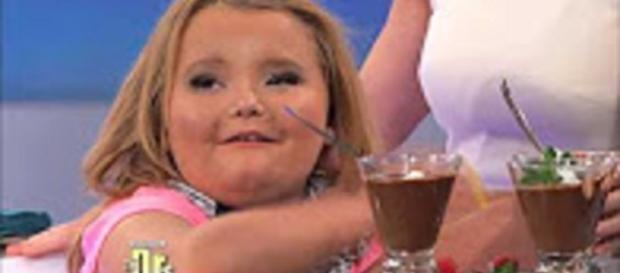 """""""The Doctors"""" youtube channel. Honey Boo Boo is morbidly obese"""