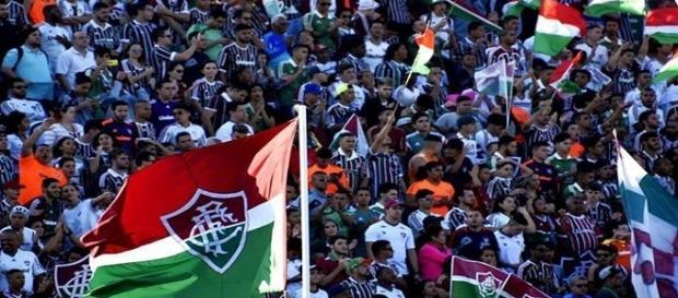Torcida do Flu terá reencontro com o Maracanã no dia 28 de outubro (Foto: Arquivo)