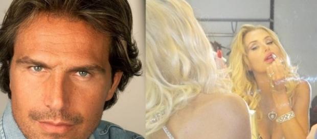 Valeria Marini nega il flirt con Antonio Zequila
