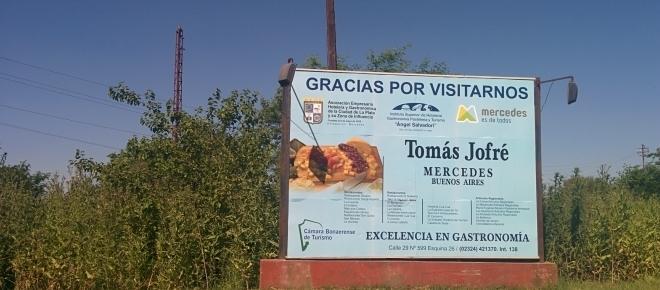 Tomás Jofré: un polo gastronómico a 100 kms de la Capital Federal