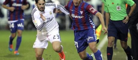 Real Madrid – Eibar: Prohibido pensar en la Champions - Palabra de ... - palabradefutbol.com